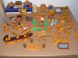 """quelques exemples de """"meubles"""""""