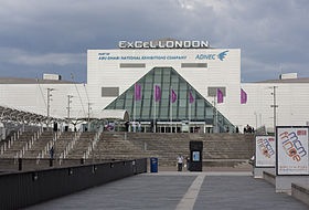 Le complexe EXCEL construit en 2000 il a accueilli les épreuves en salle des derniers JO de Londres.