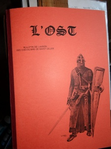 L'OST avec ses articles historiques fouillés.