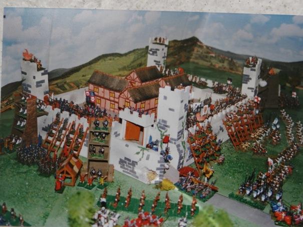 L'attaque du château fort signée Philippe