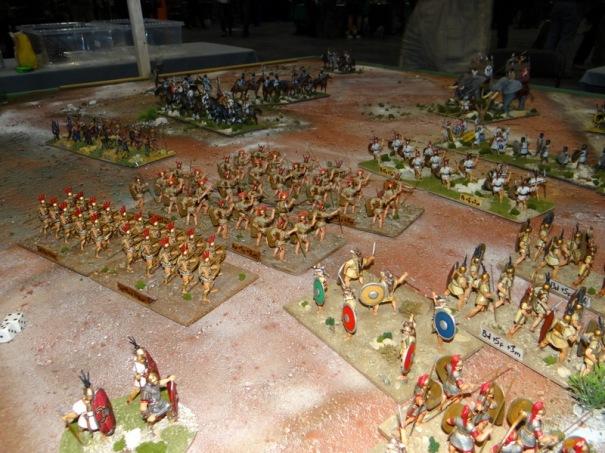 La Trebbie Rome/Carthage en 54 mm