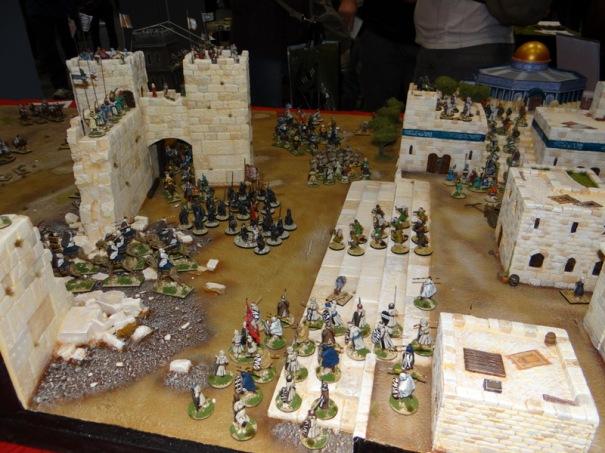 Prise de Jérusalem par studio Tomahawk
