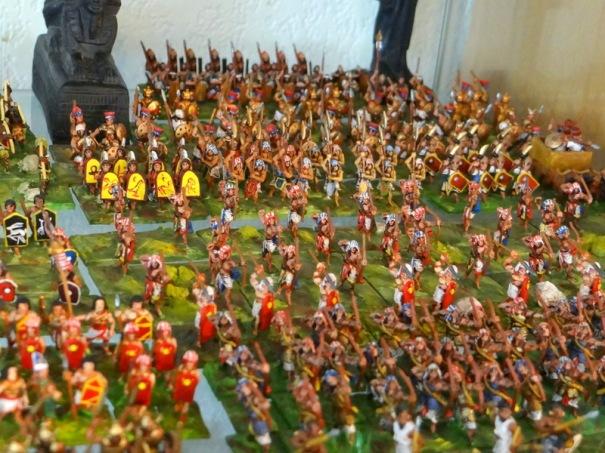 """L'infanterie """"nouvel empire"""""""
