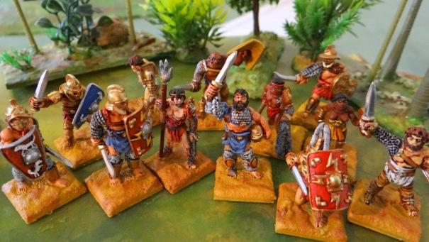 Du Wargames Foundry. La plaie de la gamme c'est la présence dans casi toutes les pochettes de figurines de nains ou féminines.