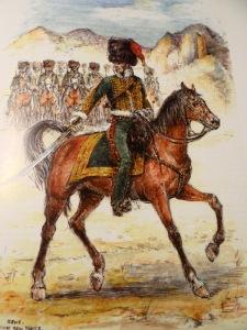 Le Duc par Van Den Este dessin publié dans le livre évoqué.