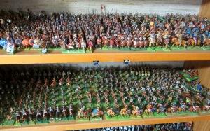 Les Grecs, des noms qui chantent au panthéon des guerriers !