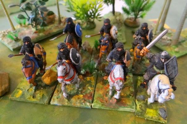 """Un peu de cavalerie berbère """"garde noire"""" !"""