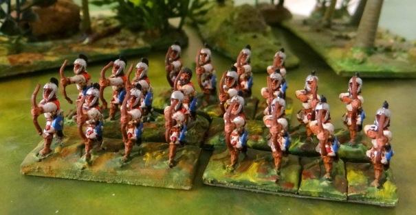archers légionnaires