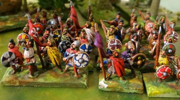 Ostrogoths, Wisigoths ......  les champs catalauniques ne sont pas loin, toute aide sera la bien venue !
