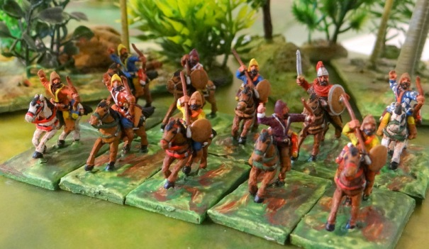 Cavalerie de type scythe