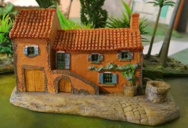 maison résine type Provence (je crois)