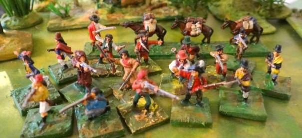 Espagne toujours avec des figs Battle honours