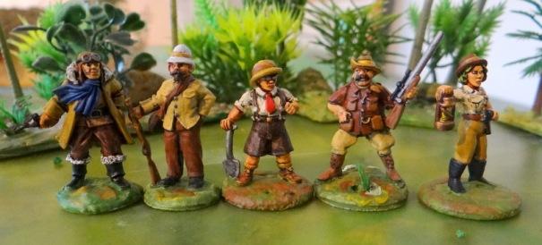 Les chasseurs (2)