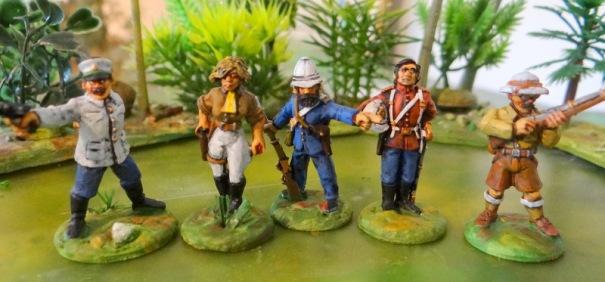 Les chasseurs (1)