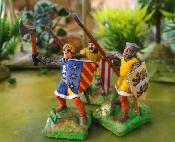 Bertrand de Gourdon et Archambeaud de Comborn (XII siécle)