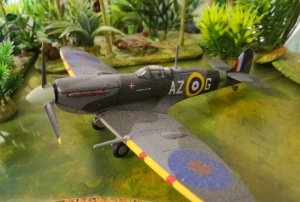 Le Spitfire Del Prado