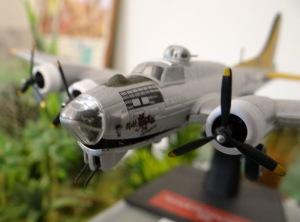 Le B 17 - La maquette Del Prado