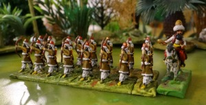 """Garde """"archers"""" du Caire"""