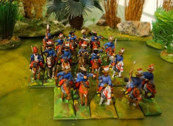Des Yoruks ou cosaques !