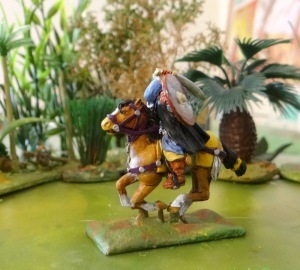 figurine Gripping Beast 25mm