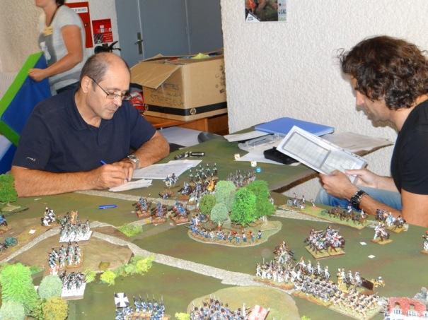 JJnapo propose une belle bataille Russes contre Prussiens en 25.
