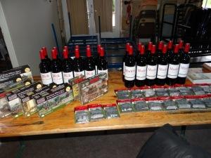 Pour repartir l'esprit plein de mouvements de troupes , fier de sa bouteille de Bordeaux quel que soit son classement !
