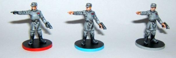 officiers impériaux
