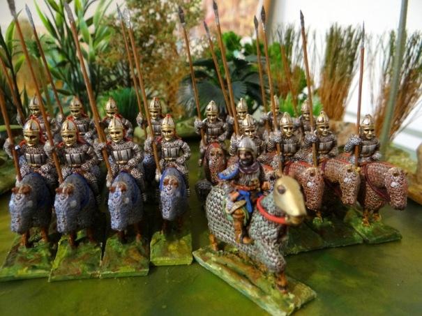 Le cœur de la force de frappe palmyrienne : les cataphractes
