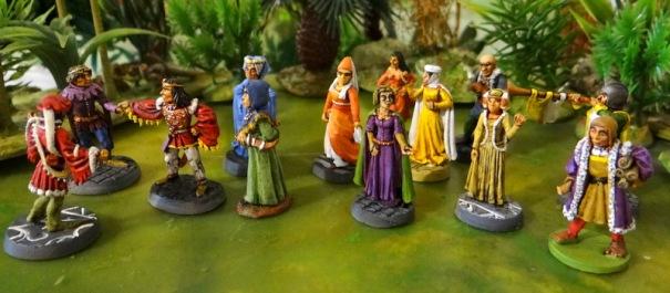 Figurines Megaminis