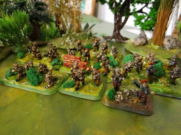 Un deuxième platoon