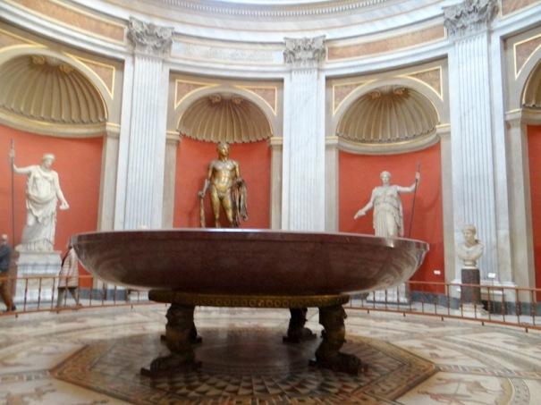 La baignoire de Néron, il avait du goût le bougre !