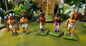 Nubiennes et bibliques