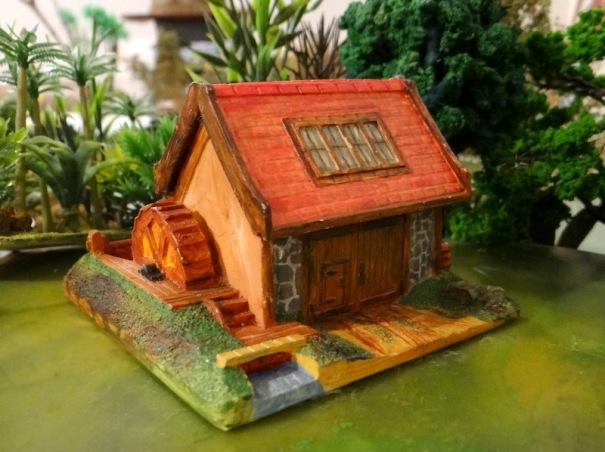 Le moulin Gallia