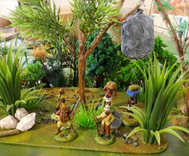"""""""Tu vois, Jane, les nids de guêpes géants c'est encore du folklore"""". Une surprise de Congo !"""