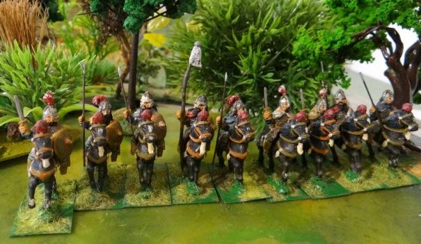 Les Gépides : peuple parent des Goths. Ils occupaient alors le centre de l'Europe. Ils combattent aux champs Catalauniques en 451 avec leur roi Adalric. Ils disparaissent de l'histoire sous les coups des Lombards et des Avars.